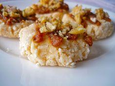 Raw Maple-Cinnamon Coconut Cookies (Vegan, GF)