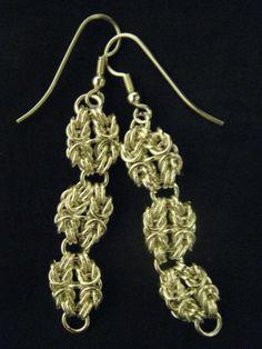 Silver earrings 2012 Silver Earrings, Drop Earrings, Crochet Earrings, How To Make, Jewelry, Fashion, Gone Fishing, Moda, Jewlery
