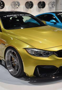 BMW M4-sema