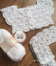 Crochet Vest Pattern Knit Crochet Crochet Patterns Crochet Baby Booties Baby Girl Crochet Crochet For Kids Baby Knitting Hand Embroidery Baby Dress IG ~ ~ crochet yoke for Irish lace, crochet, crochet p This post was discovered by Ел New model, new colo Crochet Yoke, Crochet Vest Pattern, Crochet Diagram, Crochet Stitches, Knitting Patterns, Crochet Patterns, Baby Girl Crochet, Crochet Baby Clothes, Crochet For Kids