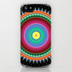 """""""Give Me Colour"""" iPhone iPod Case 