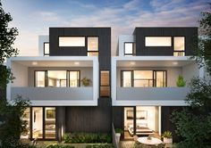Chamberlain Architects - Hemmingway
