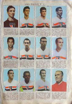 Álbum Ídolos do Futebol Brasileiro 1956