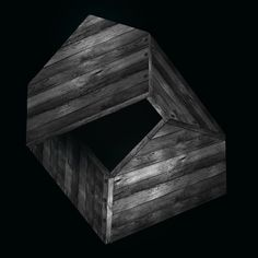 logo / Transparent House IDs by Eduard Zhikharev, via Behance