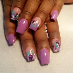 Nails by Shell #Detroitnails