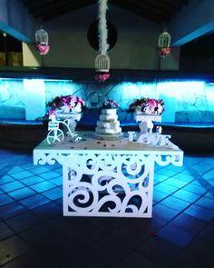 Mesa principal boda