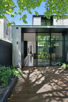 Fitzroy Residence par Carr Architecture