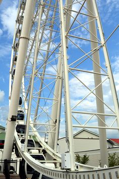 Ride the wheel in Pigeon Forge!