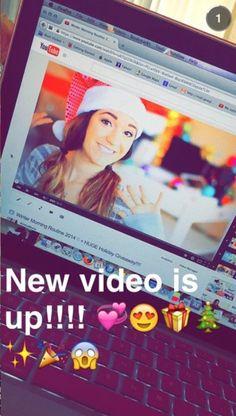 Yeah!! New Alisha Marie video up !! Oh yeah Macbabys!!