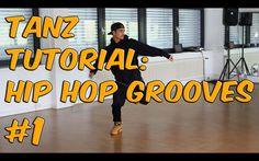 Tanz Tutorial | Hip Hop Grooves #1 | Tanzen lernen mit Zcham