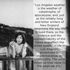 joan didion los angeles notebook essay