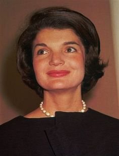 Jacqueline Kennedy Onassis - Striking Rich Subtle