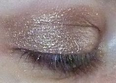 Urban Decay Naked Palette ideas - Sidecar (entire lid) & Buck (crease)