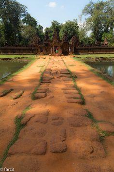 Bantey Srei, Siem Reap, Cambodia. | Flickr - Photo Sharing!