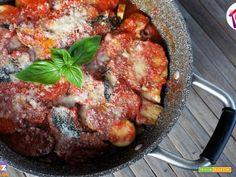 Zucchine alla pizzaiola  #ricette #food #recipes