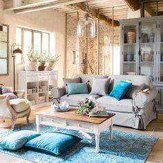 Muebles y decoración de interiores – Casa de campo | Maisons du Monde