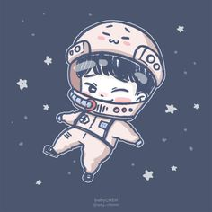 Chen Fanart | so cute!!!