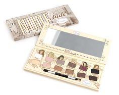 The Balm Nude'Tude Eyeshadow Palette 12 Färger I Ett Set | Sveriges nya skönhetsbutik på nätet!