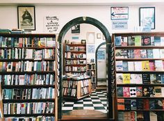 11 Beautiful Bookstore Photos from Around the World. Photo by @cestchristine