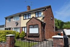 3 bed Semi-Detached House For Sale, Cleves Close, Blacon, Chester, CH1 Guide Price £169,950