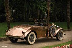 "Rolls Royce Phantom II  -  ""And I even like the color."""