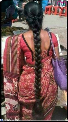 ℳanmathan December 12 2018 at PM - New Site Pigtail Hairstyles, Indian Hairstyles, Braided Hairstyles, Pigtail Braids, Braids For Long Hair, Long Hair Cuts, Long Hair Styles, Long Indian Hair, Hot Beauty Hair