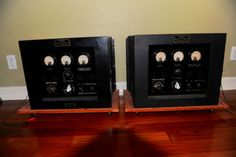 WESTERN ELECTRIC 46C POWER AMPLIFIER 205D , WORKING CONDITION NO RESEVED
