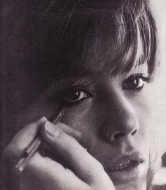 """ricocoracao: """" Françoise Hardy """""""