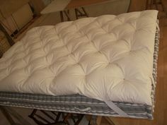 wool mattresses and prices (french)