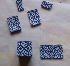 Tutorial for polymer clay pattern created using an extruder (translated) - Canalblog.