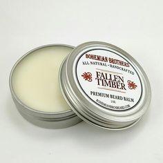 FALLEN TIMBER BEARD BALM
