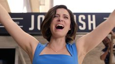 What did our writers have to say about Crazy Ex-Girlfriend Season Read on to find out! My Crazy Ex Girlfriend, Crazy Ex Girlfriends, How To Make Light, How To Find Out, Rebecca Bunch, Best Shows On Netflix, Tv Panel, Music Tv, Amai