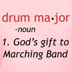 Marching Band Drum Major Uniforms | Definition of a Drum Major | Marching Band Stuff