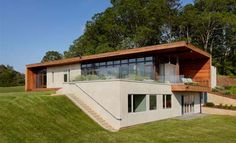 House in Rural Landscapes, Leicester by SPG architects