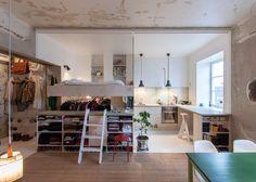mes caprices belges: decoración , interiorismo y restauración de muebles: RENOVACIÓN RESPETANDO LA HISTORIA DE UNA VIVIENDA/ RENOVATION RESPECTING THE HISTORY OF A HOUSING
