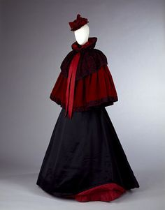 Ensemble  1890s  The Victoria & Albert Museum