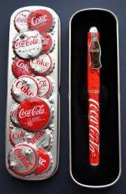 coca cola pen (: