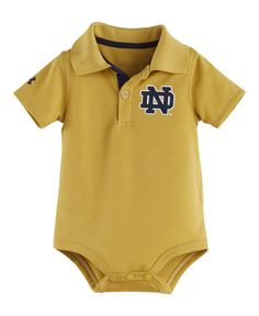 Under-Armour-Boys-Newborn-Notre-Dame-Polo-Bodysuit