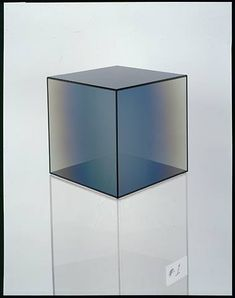 All Larry Bell Artworks Sorted by Year  Cube