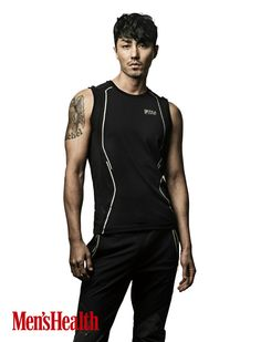 Cha Seung Won – Men's Health Magazine