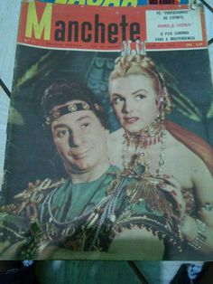 Revista Manchete N.71 Anos 50. - R$ 50,00 no MercadoLivre