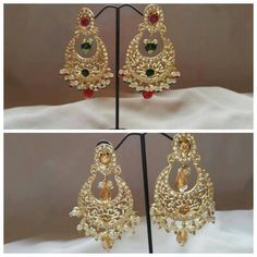 FK-023  DEAL OPTION Buy 2 at 2,600  SINGLE PIECE OPTION Earring PKR 1,500  FREE DELIVERY (inside Pakistan only)