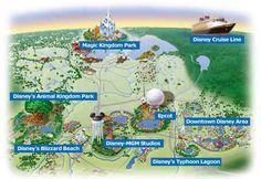Disney World Florida Magic Kingdom | Walt Disney World Resort & Disney Cruise Line - Reservation, Vacation ...