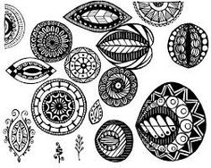 stone doodles - Google Search