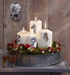 weihnachtsdeko | Buchtipp: Das Weihnachtsdeko-Buch – Winterzauber für Haus und ...