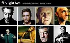 flipLightBox jQuery Plugin