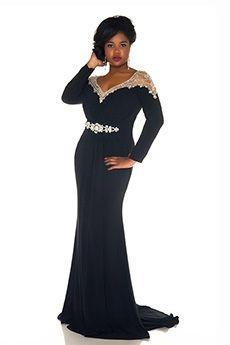 5b39cfb2d2e Trumpet Mermaid V-neck Sweep Brush Train Jersey Evening Dress