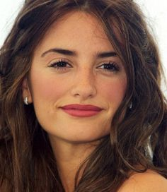 Penelope Cruz on beauty