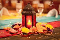 Lantern at a Pakistani Mehndi Mehndi Ceremony, Wedding Mehndi, Wedding Mandap, Indian Wedding Favors, Indian Wedding Decorations, Wedding Centerpieces, Bangle Ceremony, Mehndi Night, Reception Backdrop