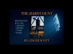 TheHardCountTrailer final This one...my whole heart, y'all! Book releases July 15, so let the countdown begin!